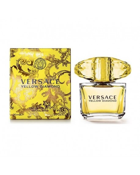 VERSACE Yellow Diamond 100 ml. EDP analogas moterims
