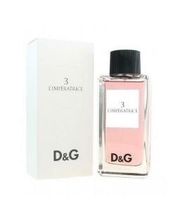 DOLCE  & GABBANA 3 L'Imperatrice 100 ml. EDP kvepalų analogas moterims