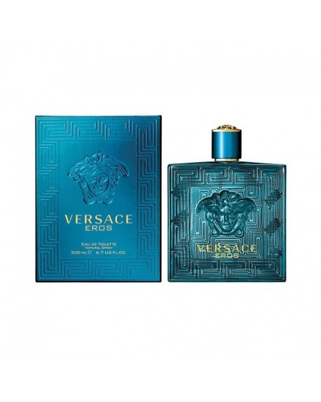 Versace Eros 100 ml. EDP kvepalai vyrams