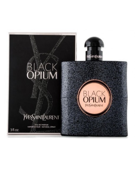YVES SAINT LAURENT Black Opium 90 ml. EDP kvepalų analogas moterims