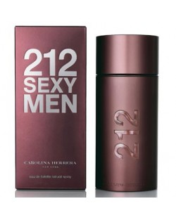 CAROLINA HERRERA 212 Sexy Man 100 ml. EDP kvepalų analogas vyrams
