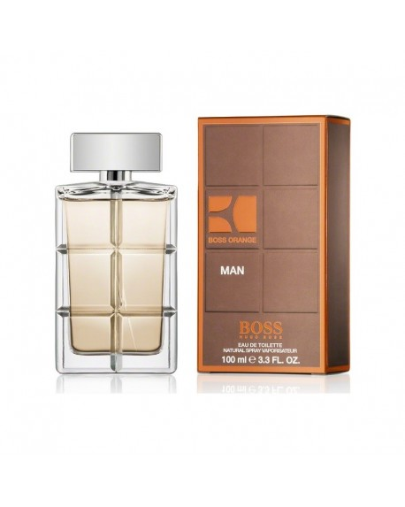 HUGO BOSS Orange 100 ml. EDP kvepalų analogas vyrams