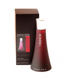 HUGO BOSS Deep Red 100 ml. EDP kvepalų analogas moterims