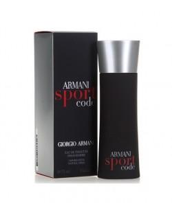 GIORGIO ARMANI Code Sport 75 ml. EDT kvepalų analogas vyrams